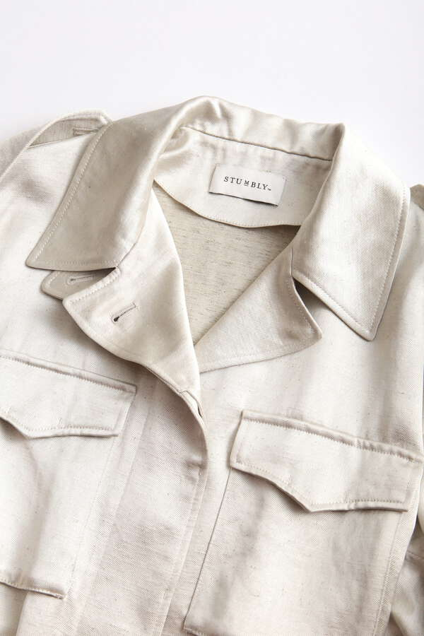 New Military Jacket