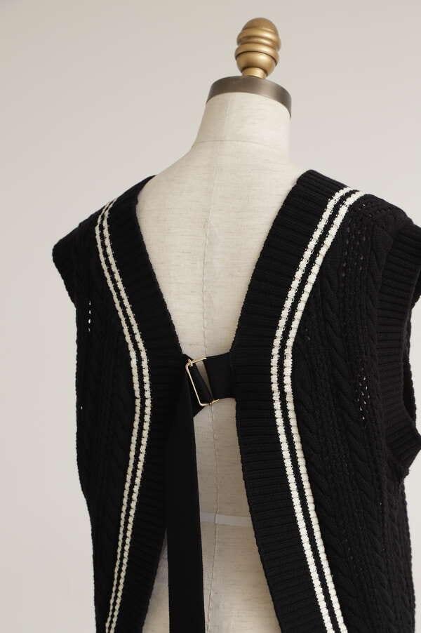 Mini Tilden Sweater