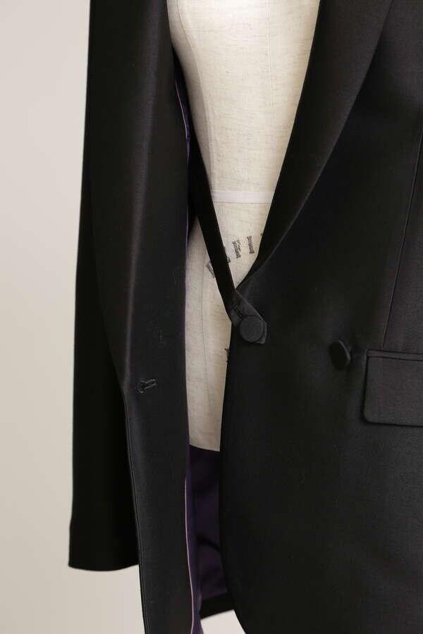 ニュースモーキングジャケット
