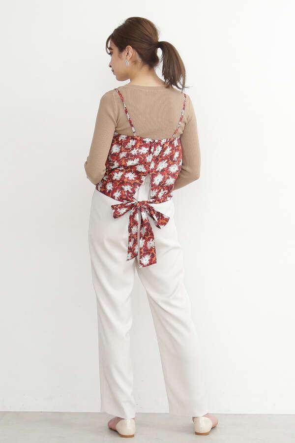 《LIBERTY PRINT》Firecracker Floral ブラウス