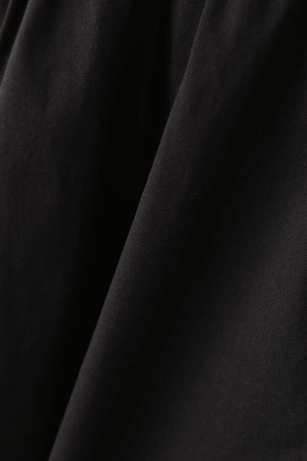 コットンローン半袖ブラウス