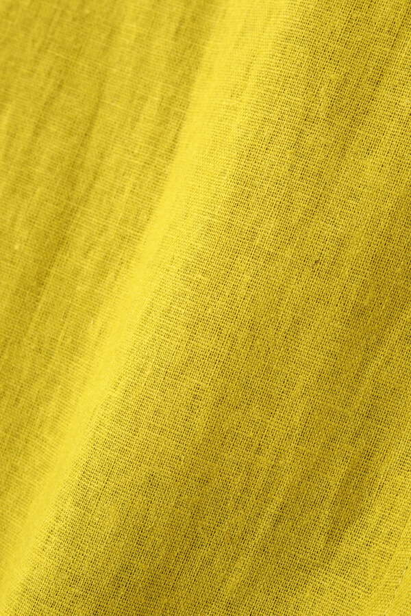 麻タイトマキシスカート