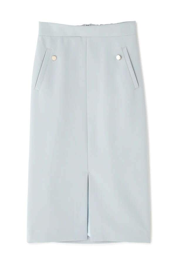 ライトダブルクロスタイトスカート
