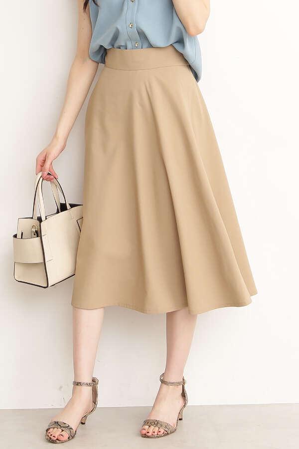 ニューフルボディフレアスカート