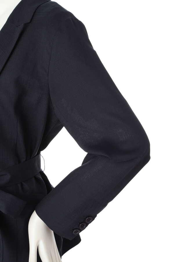 麻調合繊ジャケット