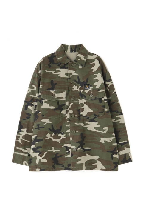 MILITARY OVER JACKET