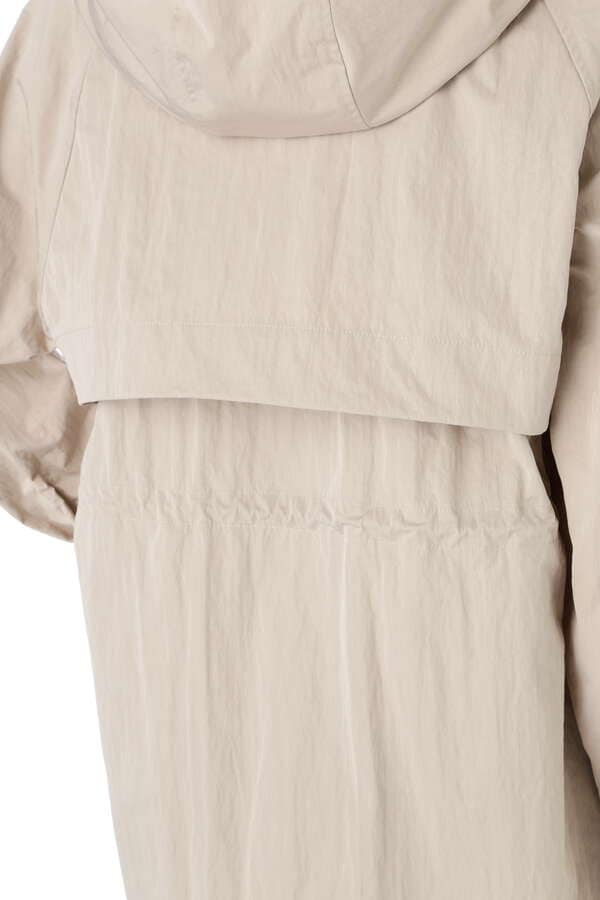 チュニックパーカー