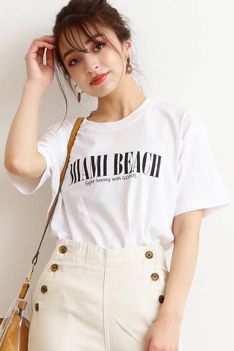 【GOOD SPEED】GODLIS Tシャツ