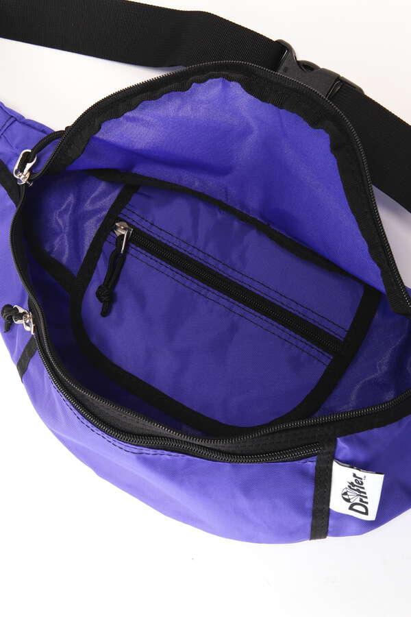 【DRIFTER】WAIST PACK ウエストバッグ