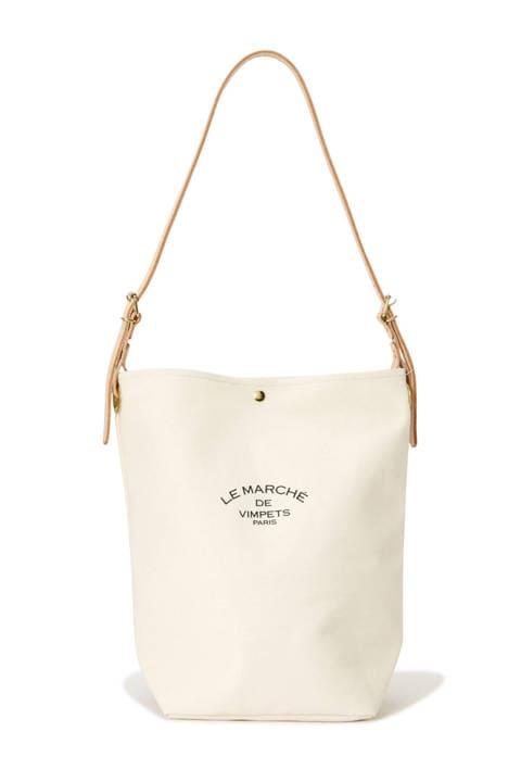 【追加生産予約4月上旬-4月中旬入荷予定】キャンバスショルダーバッグ