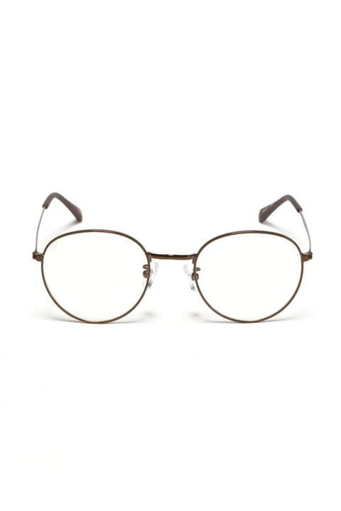 スリムフレームメガネ