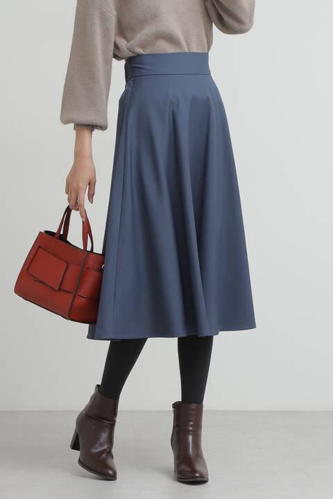 スモーキーフレアスカート
