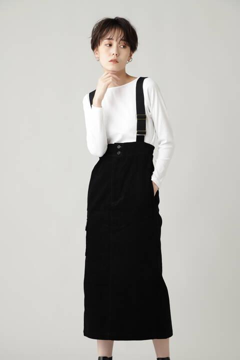 【UNIVERSAL OVERALL】サスジャンパースカート