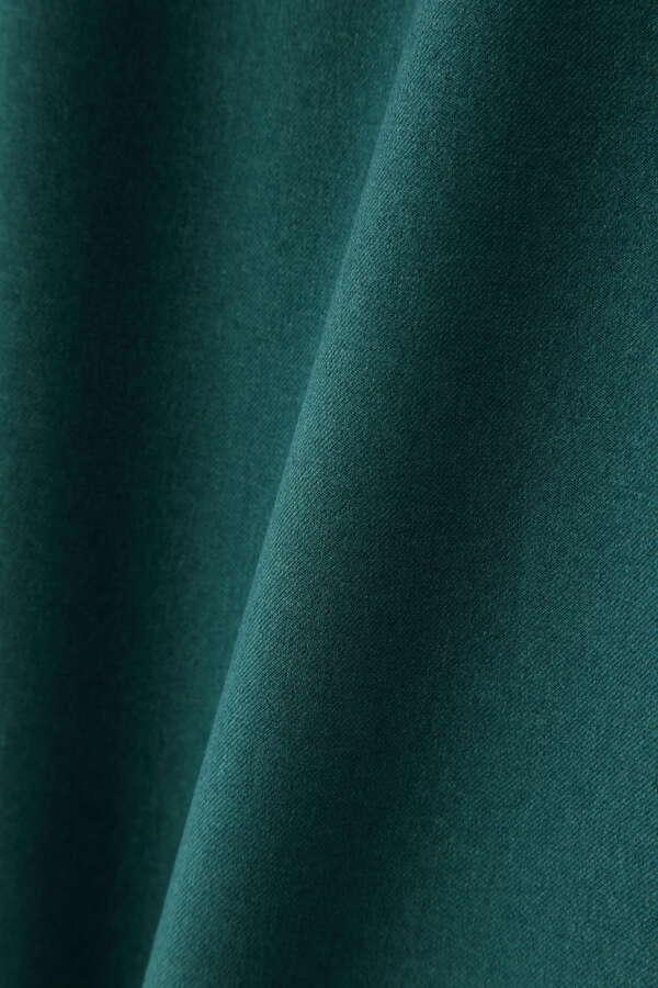 サスペンダー付ハイウエストマーメイドスカート