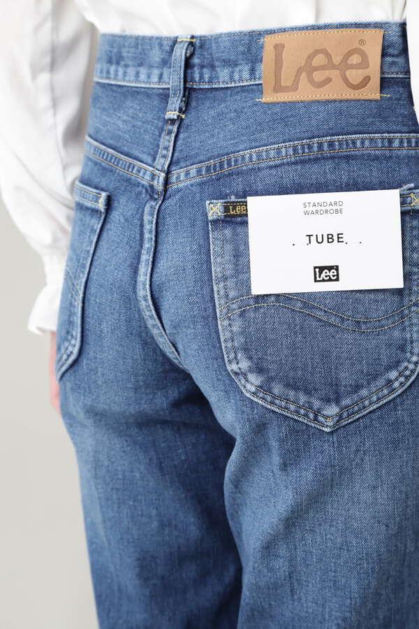 【Lee】TUBE デニムパンツ