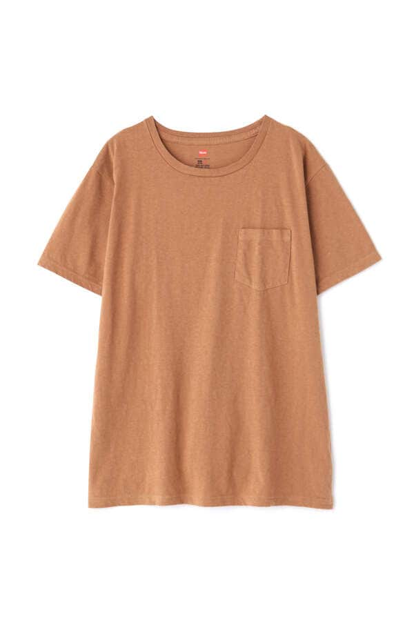 【Hanes】T-SHIRT with POCKET Tシャツ