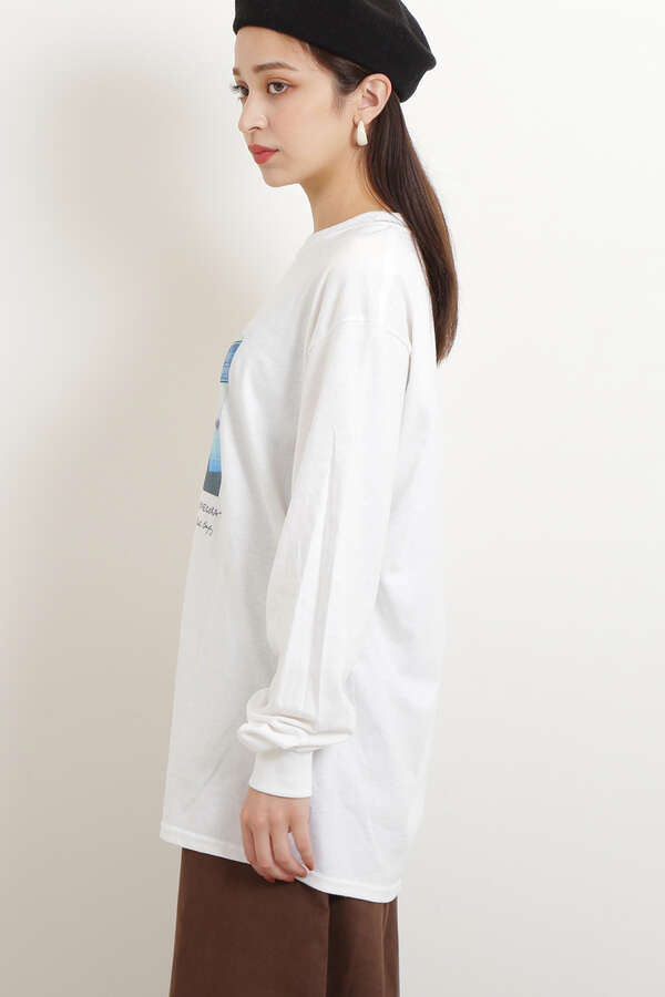 【GOOD ROCK SPEED】GODLIS ロンTシャツ