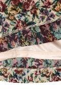 ゴブランジャガードミニスカート