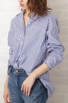 ベーシックビックシャツ