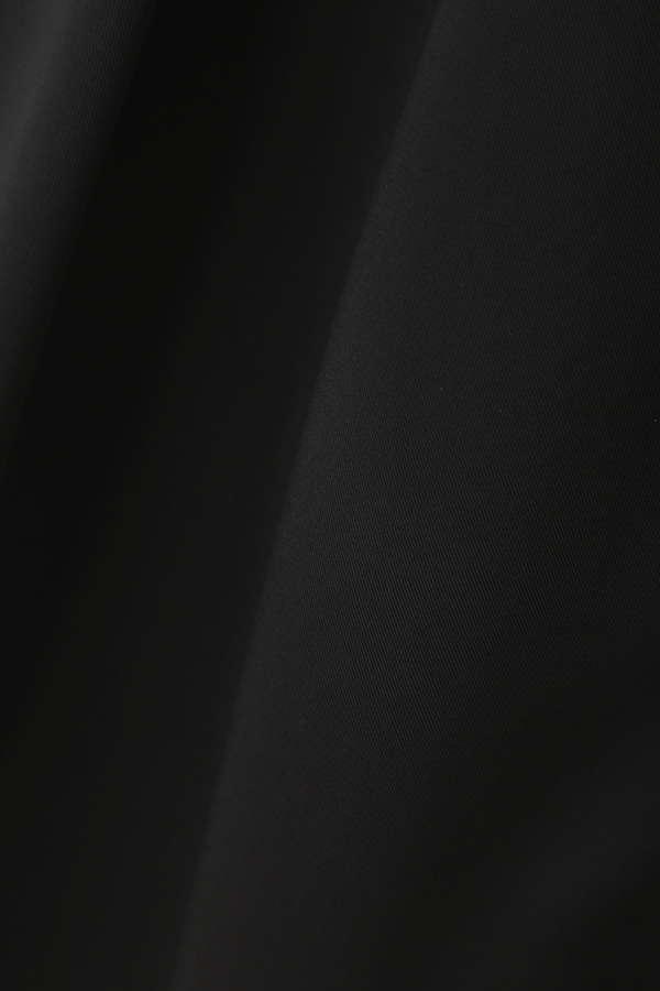 【追加生産予約7月中旬-7月下旬入荷予定】ノースリーブトロミシャツワンピース