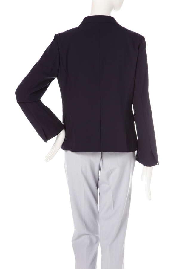 コンパクトVカラージャケット