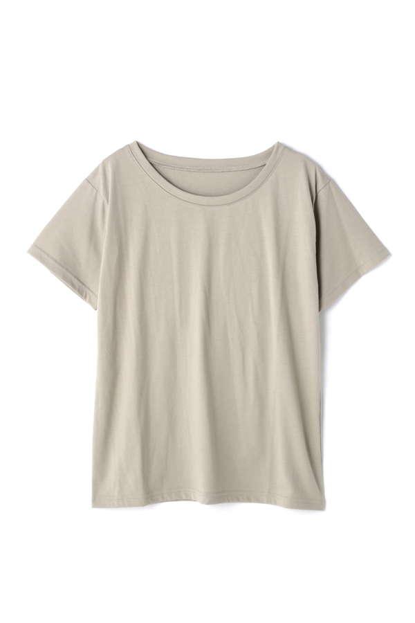 ベーシックTシャツ クルーネック
