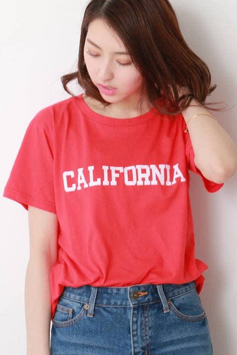 CALIFORNIA Tシャツ