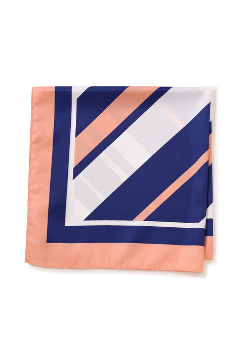 マルチストライプスカーフ