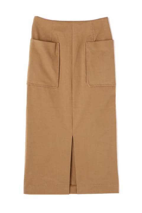 ストレッチスリットタイトスカート