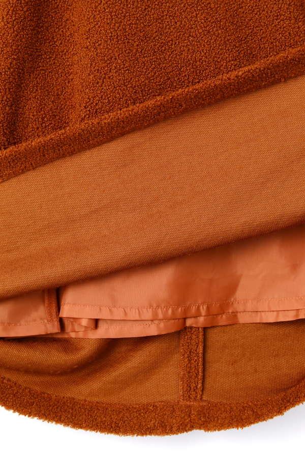 ブークレーマキシスカート