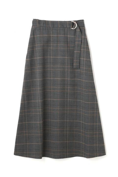 リングフレアスカート