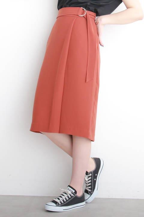 とろみラップ風スカート