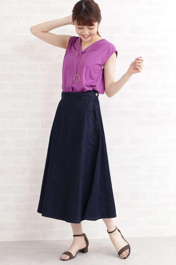 フレアミモレグルカスカート
