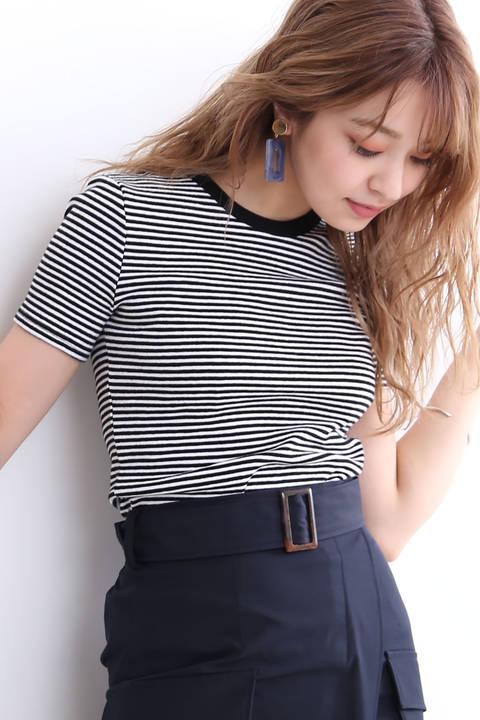 フライスコンパクトTシャツ