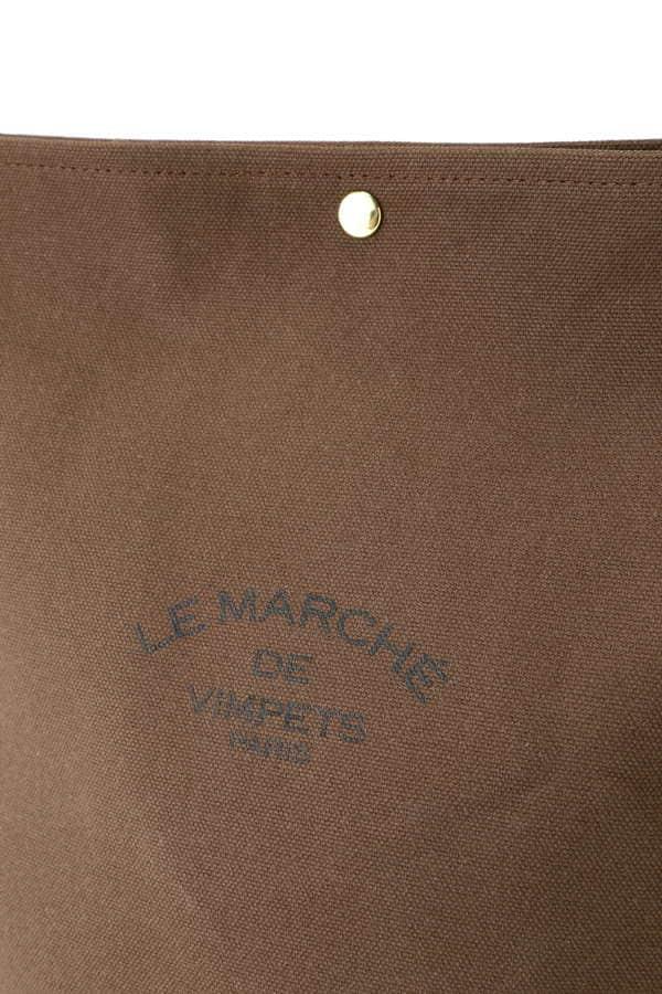 《LE MARCHE`DE VIMPETS》ショルダーバッグ