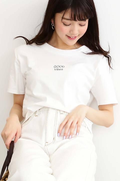 GOOD Vibes Tシャツ
