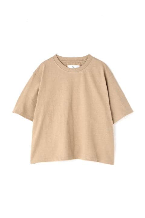 ショート度詰めTシャツ