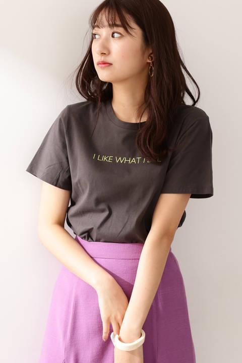 ネオンロゴTシャツ