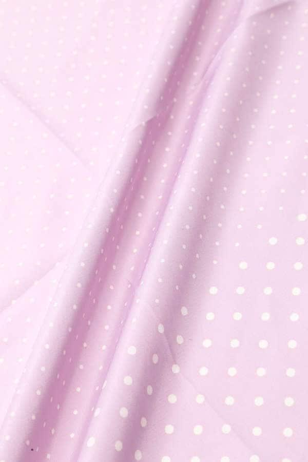 パネルドット柄スカーフ