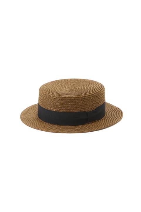 ブレードカンカン帽