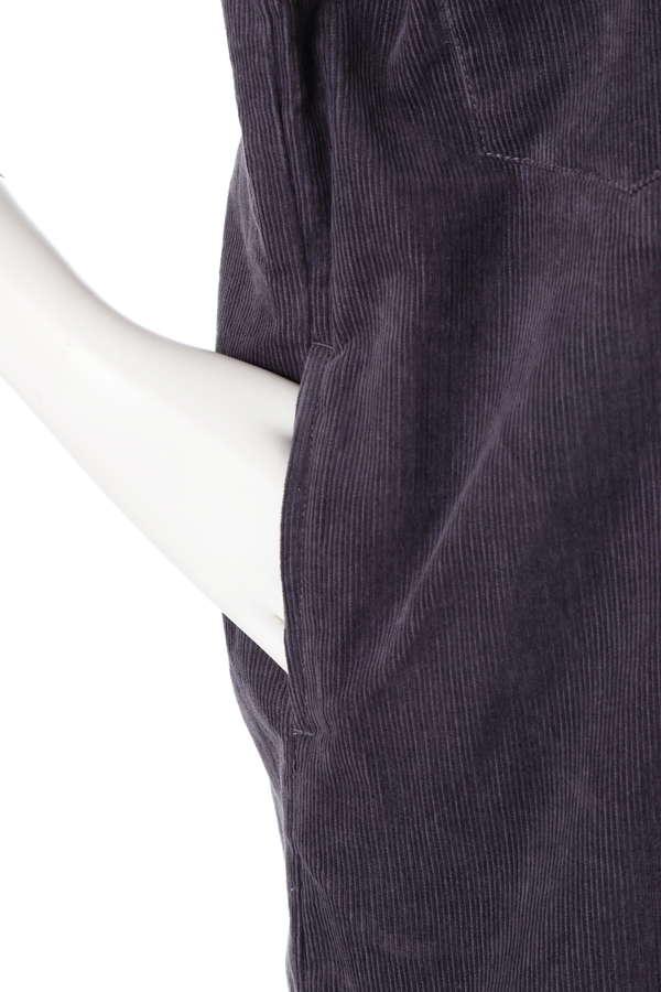 《UNIVERSAL OVERALL》ビッグロングスリーブシャツ