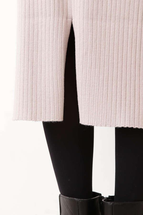 ニットセットアップ スカート