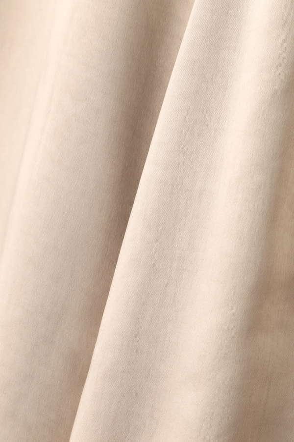 サテンマーメイドマキシスカート