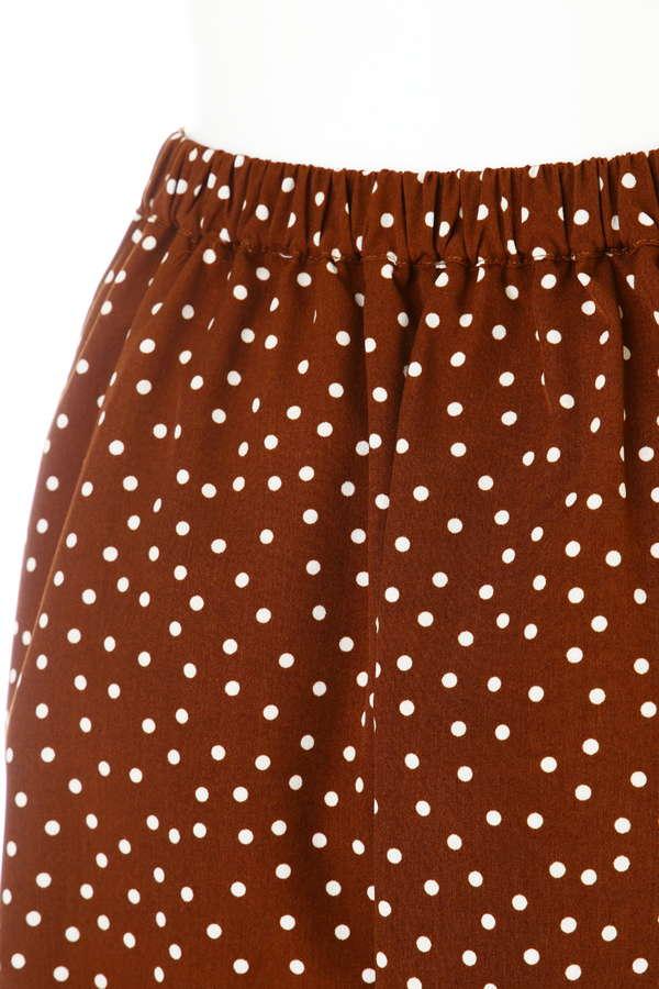 カシュクールタイトマキシスカート
