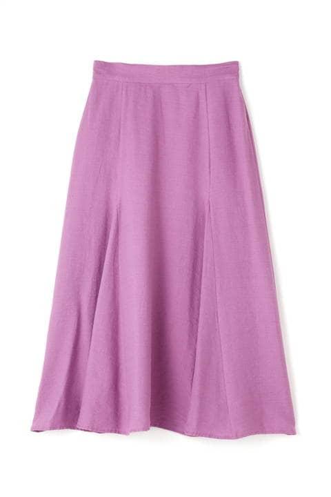 マーメイドカラースカート