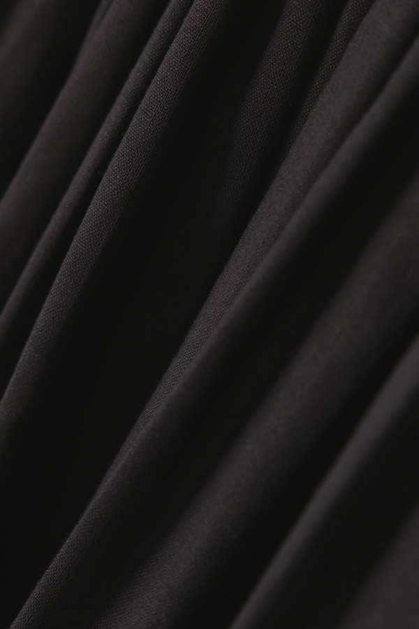 コットン麻マキシスカート