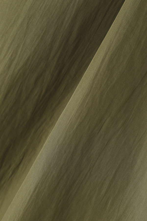 パウダーサテンマキシスカート
