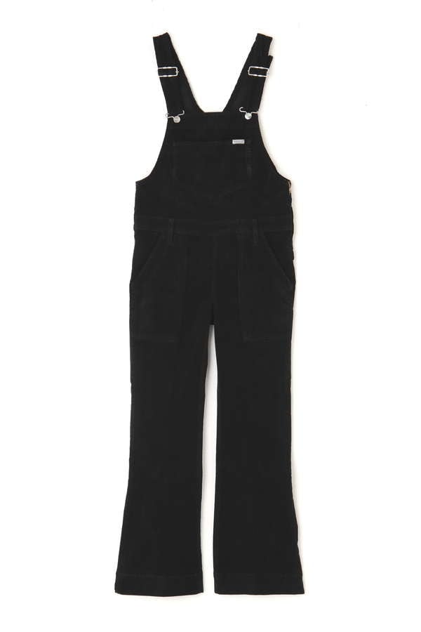 70's FLARE CORDUROY OVERALL
