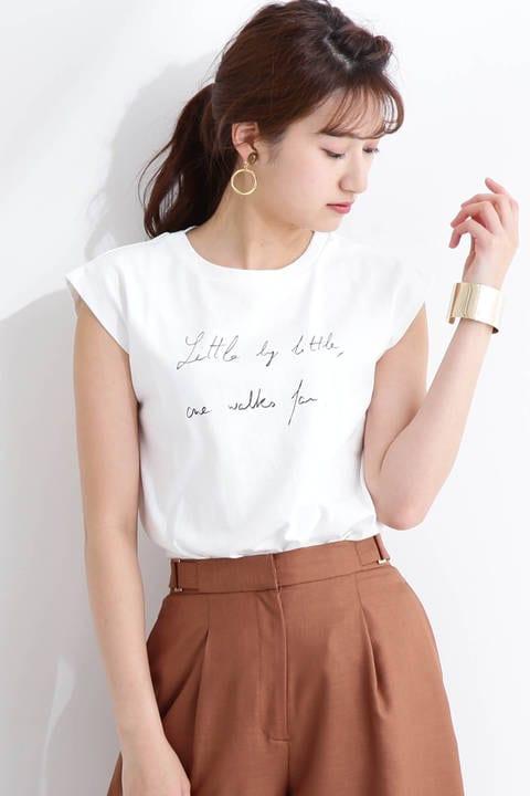【追加予約 7月上旬-7月中旬入荷予定】メッセージTシャツ