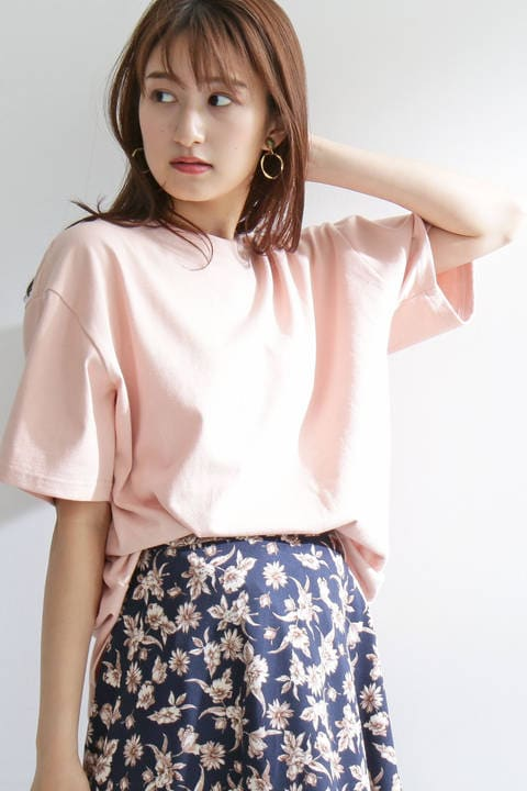 ビッグフォルムTシャツ